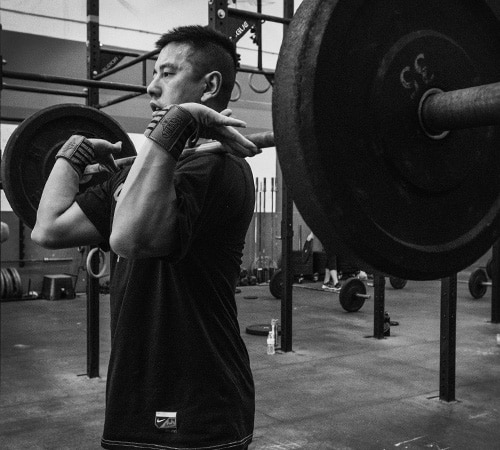 crossfit for experienced athletes